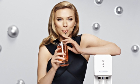 Scarlett Johansson has left Oxfam after row over SodaStream ad.