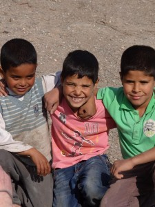 Hanan-Debwania -Children-at-Az-Zayyem-2014
