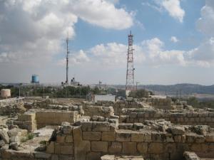Nebi-Samwil-Emek-Shaveh